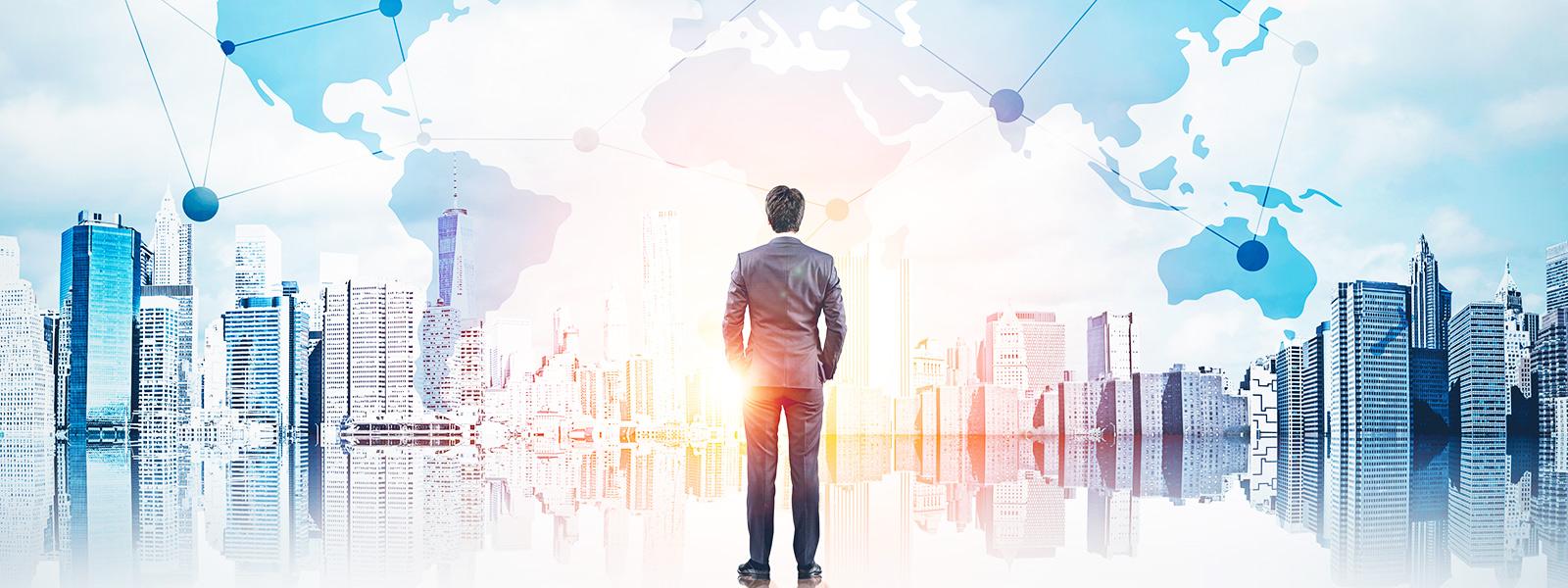 Business Travel Solution L'idea di non pensarci più,