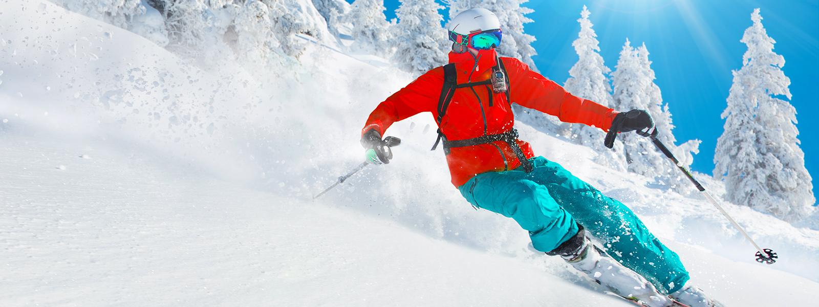 Sciare a Cortina d'Ampezzo