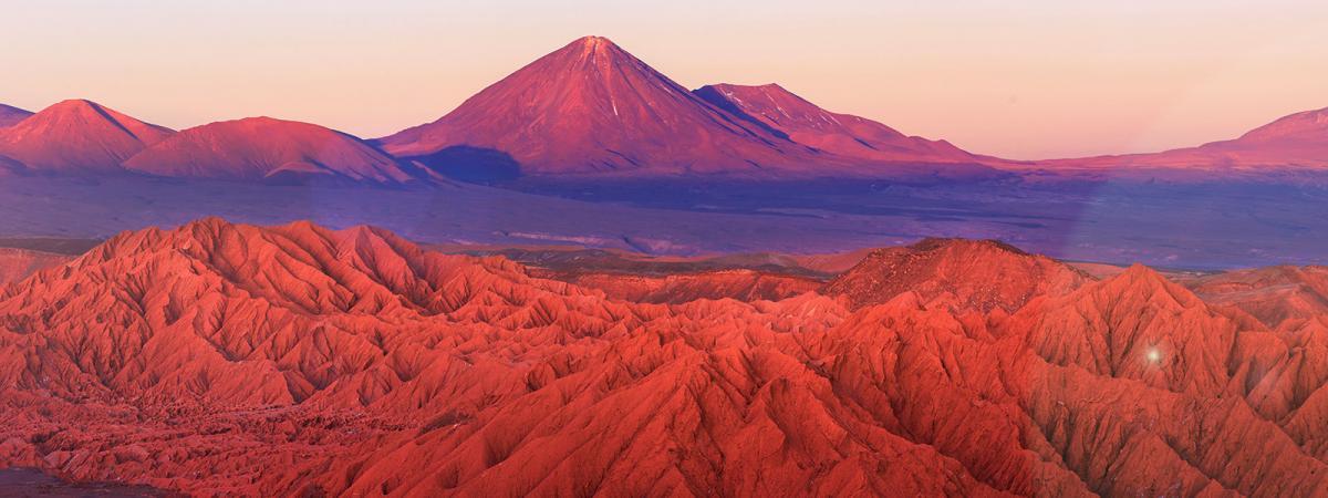 Deserto di Atacama Cile