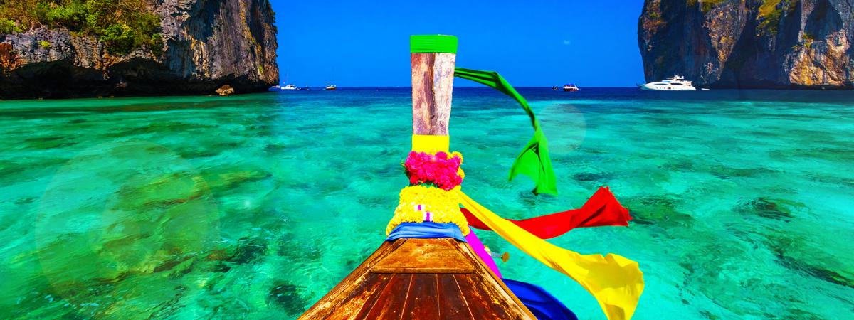 Vacanze al mare Asia