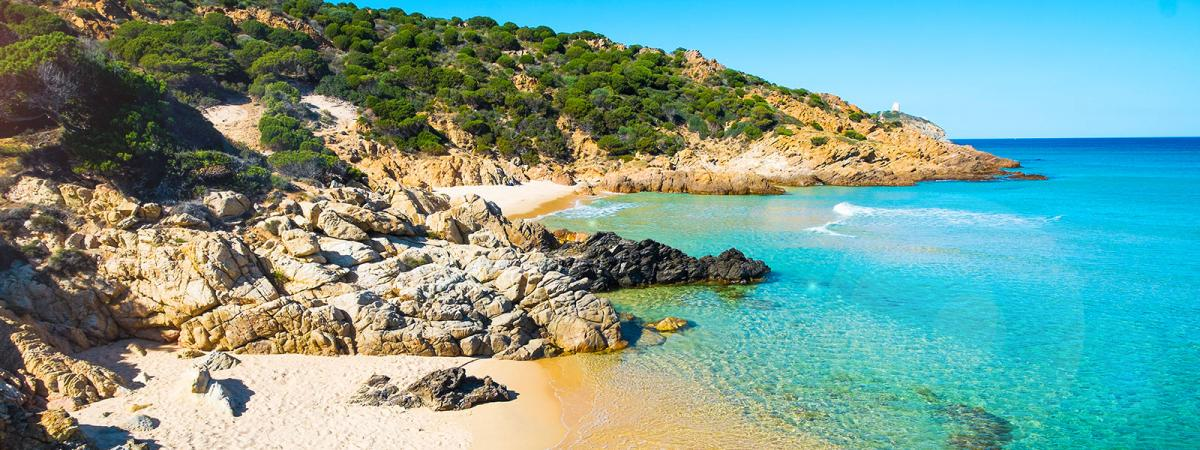Chia Laguna Sardegna