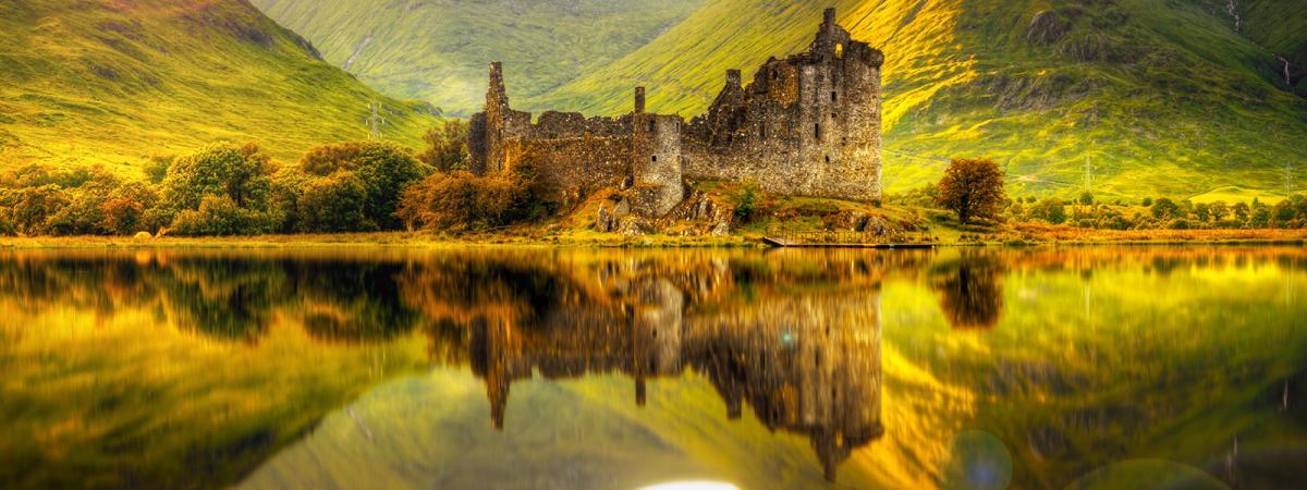 Viaggio di nozze Scozia