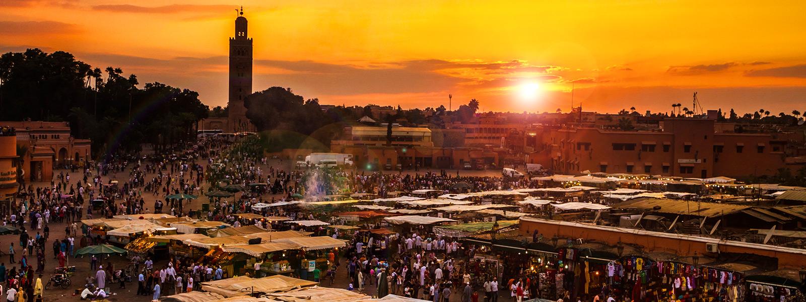 cosa vedere a marrakech citt da visitare africa