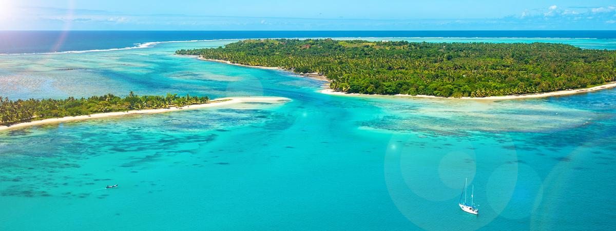Isola di Sainte-Marie