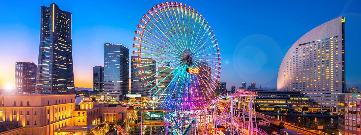 Parchi divertimento Asia