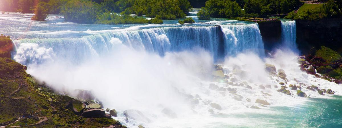Tour New York Cascate del Niagara