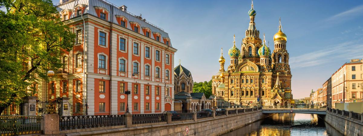 Tour Mosca San Pietroburgo