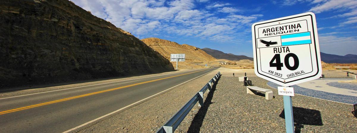 Tour ruta 40 Argentina