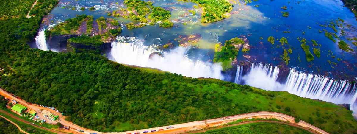 Tour Sudafrica Cascate Vittoria