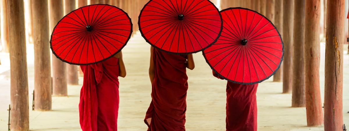 Turismo culturale Asia
