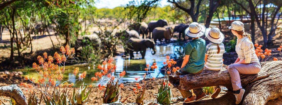 Vacanze con bambini Africa