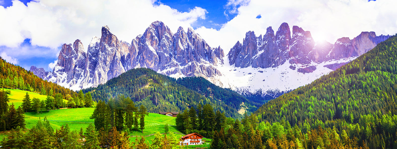Vacanze in montagna scegli tra europa americhe asia for Vacanze in montagna