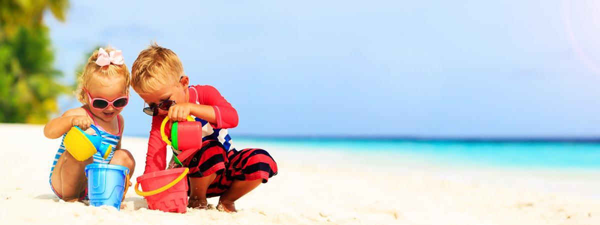 Vacanze Mauritius con bambini