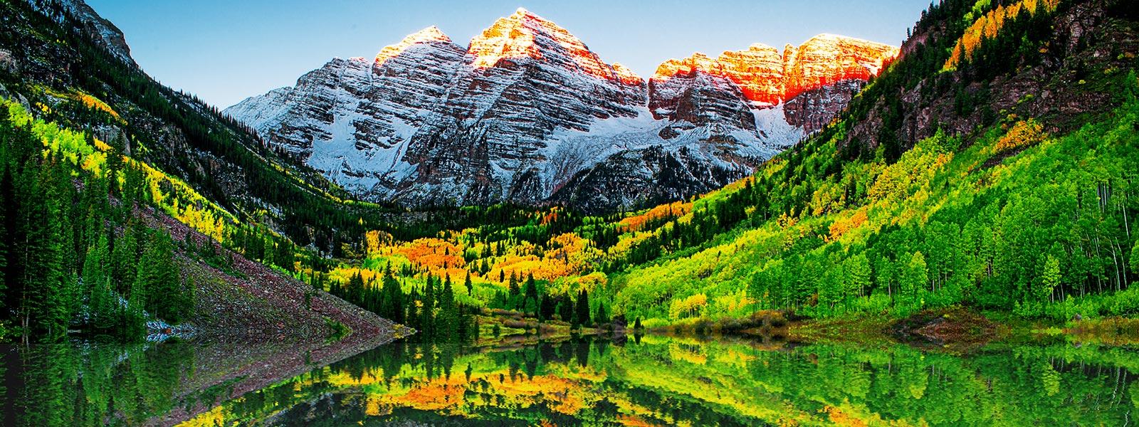 Viaggiare in Colorado