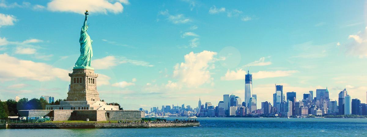 Viaggiare Stato di New York