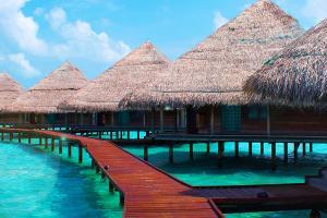 Gangehi Island Maldive