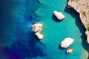 Isola di Koufonissi Grecia