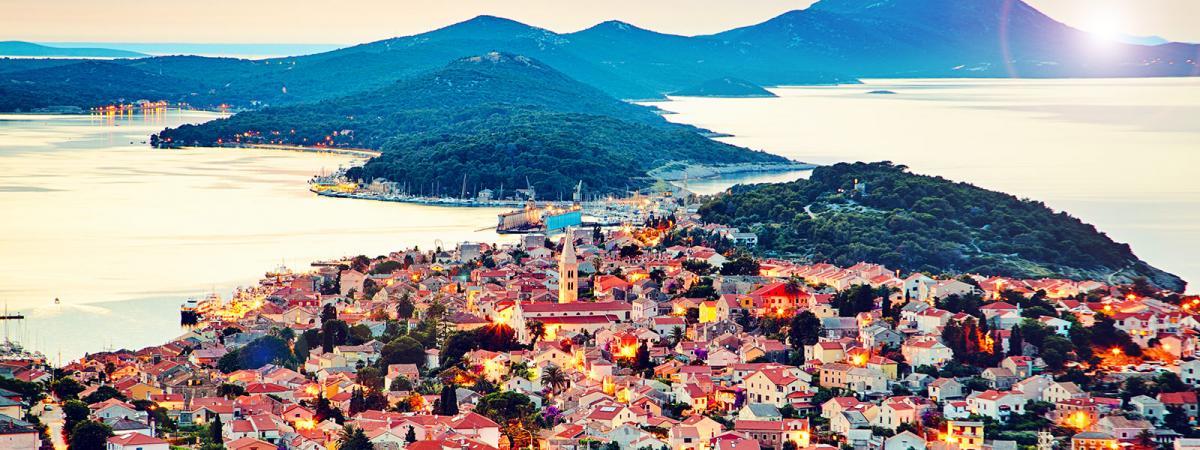 Isola di Lussino Croazia