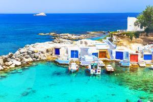 Isola di Milos spiagge