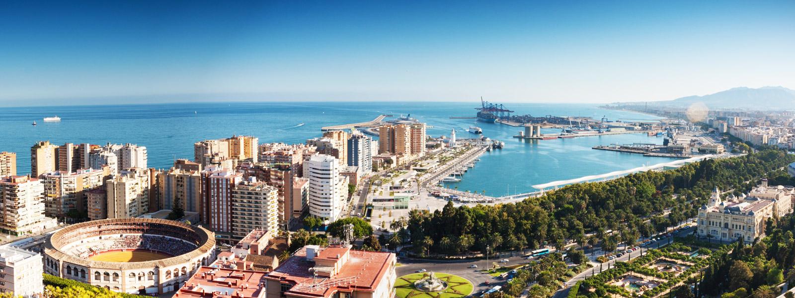 Malaga (Spagna): cosa vedere in un giorno - Framor.info