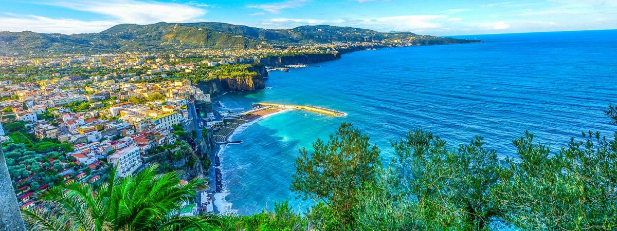 Tour in Costiera Amalfitana in 6 giorni