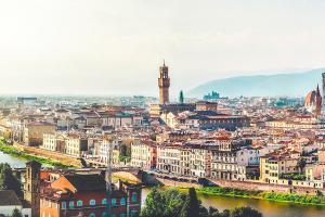 Tour in pullman in Toscana: da Firenze a Lucca