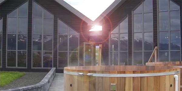 Bjorbodin Spa - Dalvik, Islanda